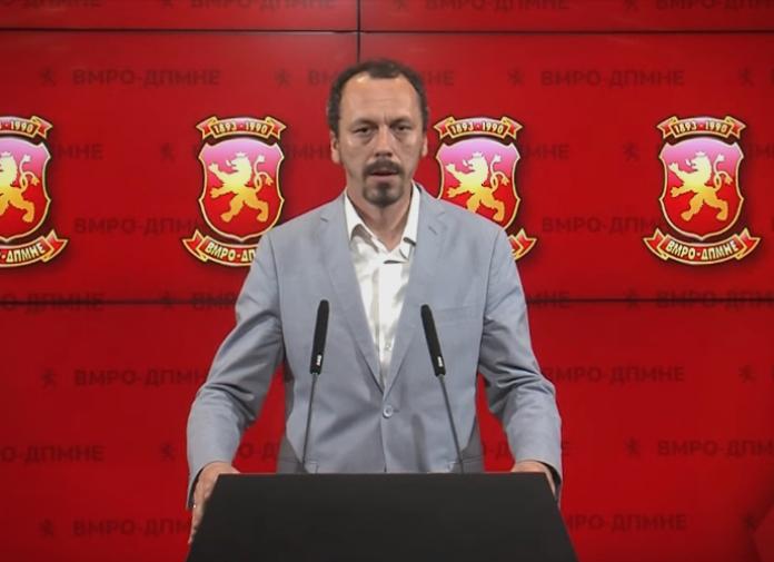 Петрушевски: СДСМ започна со партиски реваншизам, притисоци и закани