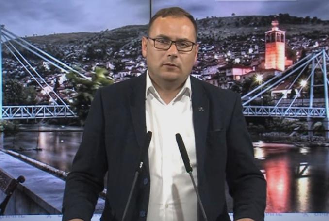 Здравковски: Две години поминаа откако СДСМ и ДУИ ја превземаа локалната и централната власт, а овој пустош не го заобиколи ниту Велес