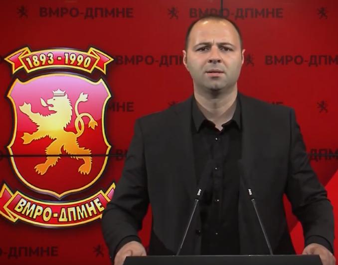 Мисајловски: Граѓаните не се должни да ја трпат неспособноста на Заев и неговата влада
