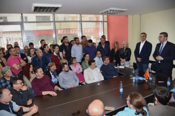 """""""Луѓето се разочарани, се докажува лажната матрица на власта и измамите кои ги прави Зоран Заев"""""""