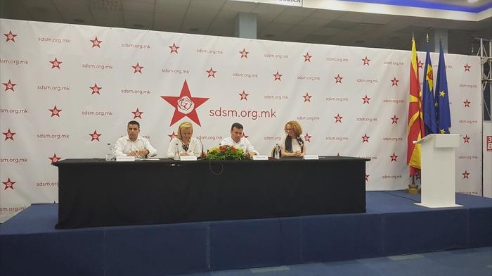 Остана ли СДСМ без сопствени кадри? Татјана Стојановска од ГРОМ во извршниот на Заев