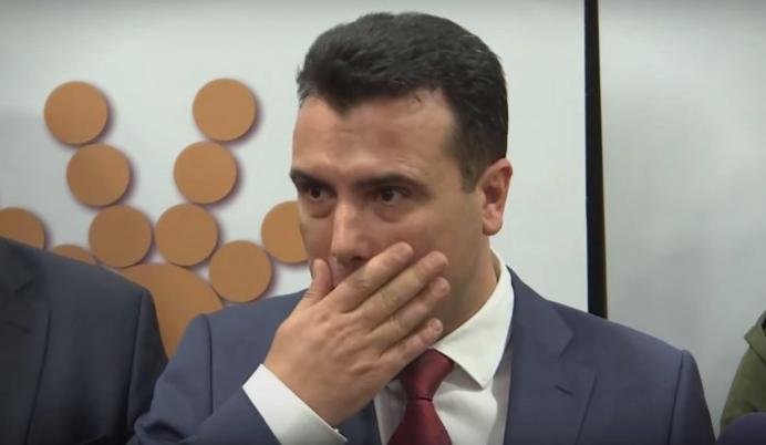 ВМРО-ДПМНЕ: Зоран Заев е во калта, колата наречена СДСМ е тргната низ удолница од која нема враќање