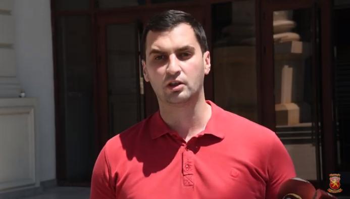Јаулески: Македонија ќе плаќа 40.000 евра за ќерката на Димитров да заврши во Холандија