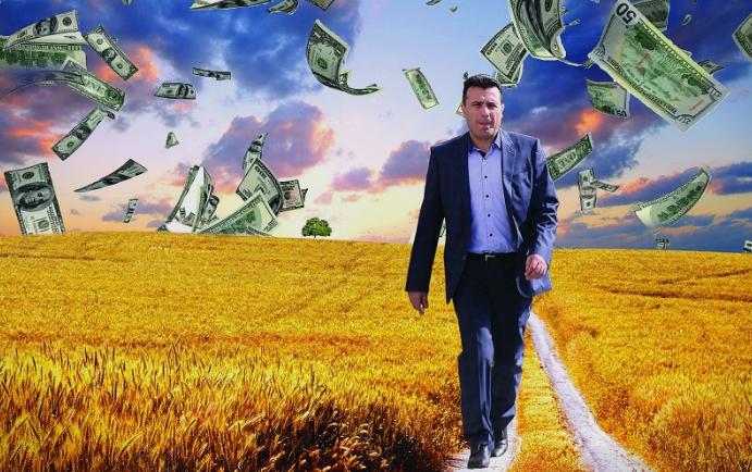 """""""Единствени компании кои имаат корист од оваа криминална власт се фирмите на семејството на Заев и врхушката околу него во власта"""""""