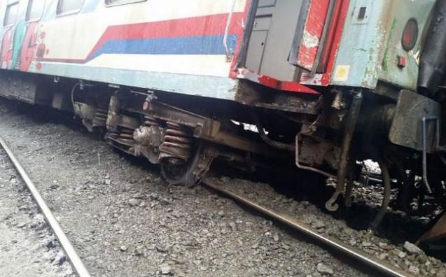 Штетите од железничката несреќа огромни , одговорност нема