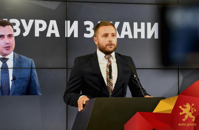Арсовски: Заев да прекине да се заканува кон новинарите и медиумите