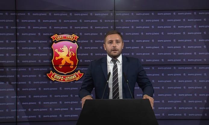 Арсовски: Колку од парите кои што се земени од рекетот во Луј Витон ташна завршиле кај Зоран Заев?
