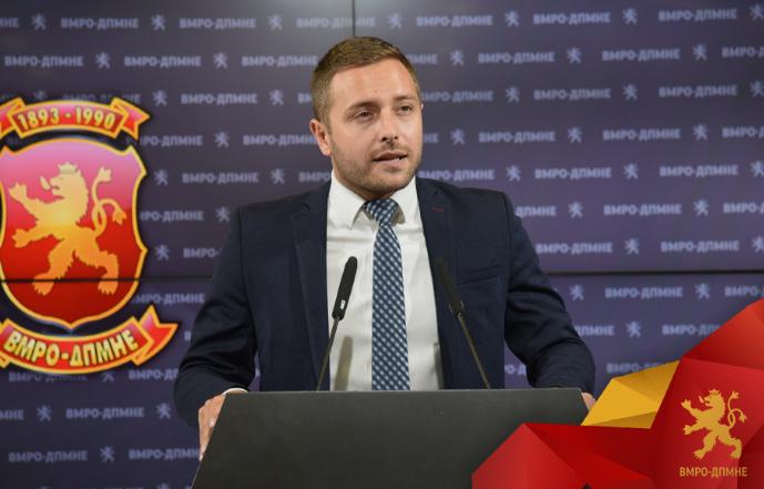 Арсовски: Катица Јанева е рекетарот на Зоран Заев