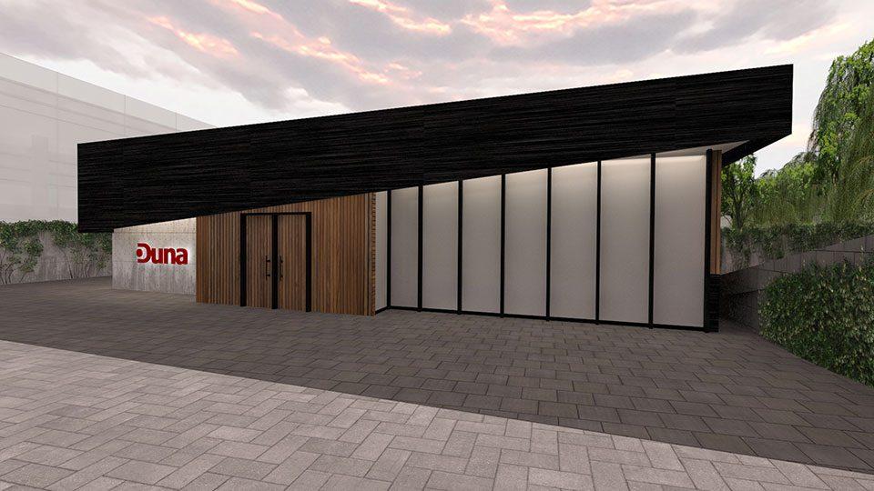 Дуна инвестира во нов административен, развоен и логистички центар