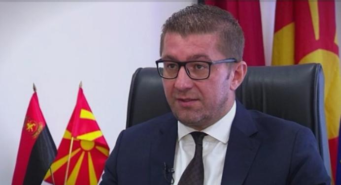Мицкоски: Ние бараме правда без исклучок, Заев сака чипирано судство под негова контрола