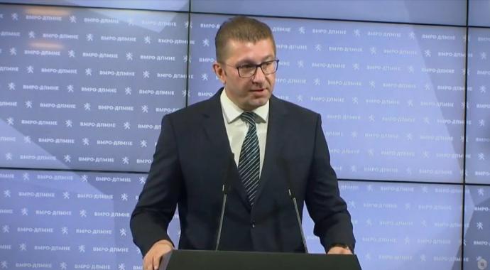 Мицкоски обелодени зошто вчера не беше постигнат договор: Главна борба на Заев беше да се заштити себеси, фамилијата и луѓето од власта