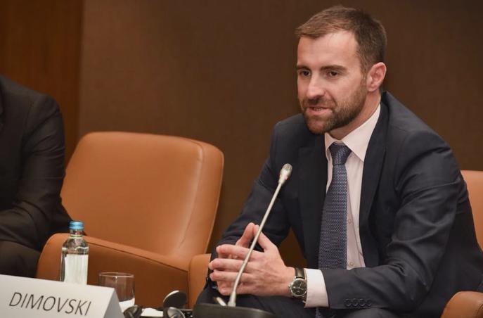 Димовски: Законот за јазици мора да претрпи измени во согласност со препораките на Венецијанската Комисија
