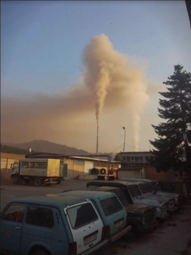 """ФОТО: ТЕЦ """"Осломеј"""" стартува, но мерната станица за квалитет на воздухот не работи, еве што ќе дишат кичевчани од денес!"""