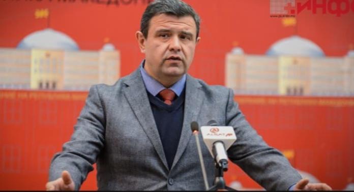 Мицевски: Македонската јавност и работниците денес можеа да видат дека токму СДСМ се кочничарите на Законот за минимална плата