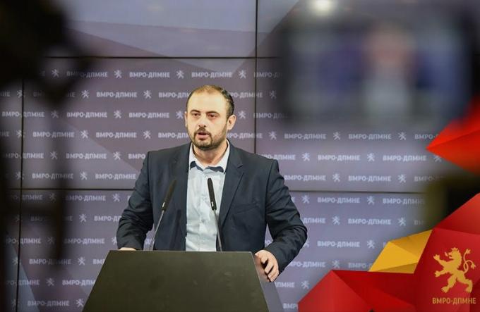 Ѓорѓиевски: Предлогот за нова систематизација во МВР е резултат на паника и се коси со било која рационална реформа