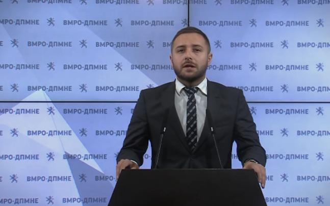 Арсовски: СДСМ и Заев на наставниците и професорите им кратат 1.100 евра годишно од тоа што им следува според колективниот договор