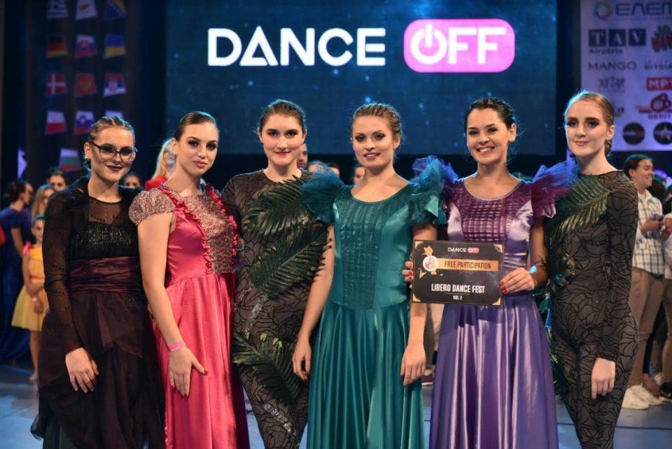 ФОТО: Настапувачите на Гала вечерта на Dance OFF ги освоија срцата на публиката
