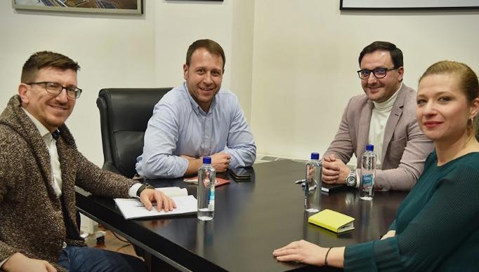 Претставници на ВМРО-ДПМНЕ остварија средба со Асоцијацијата на проект менаџери