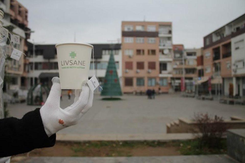 LIVSANE караванот носи живот полн енергија низ цела Македонија