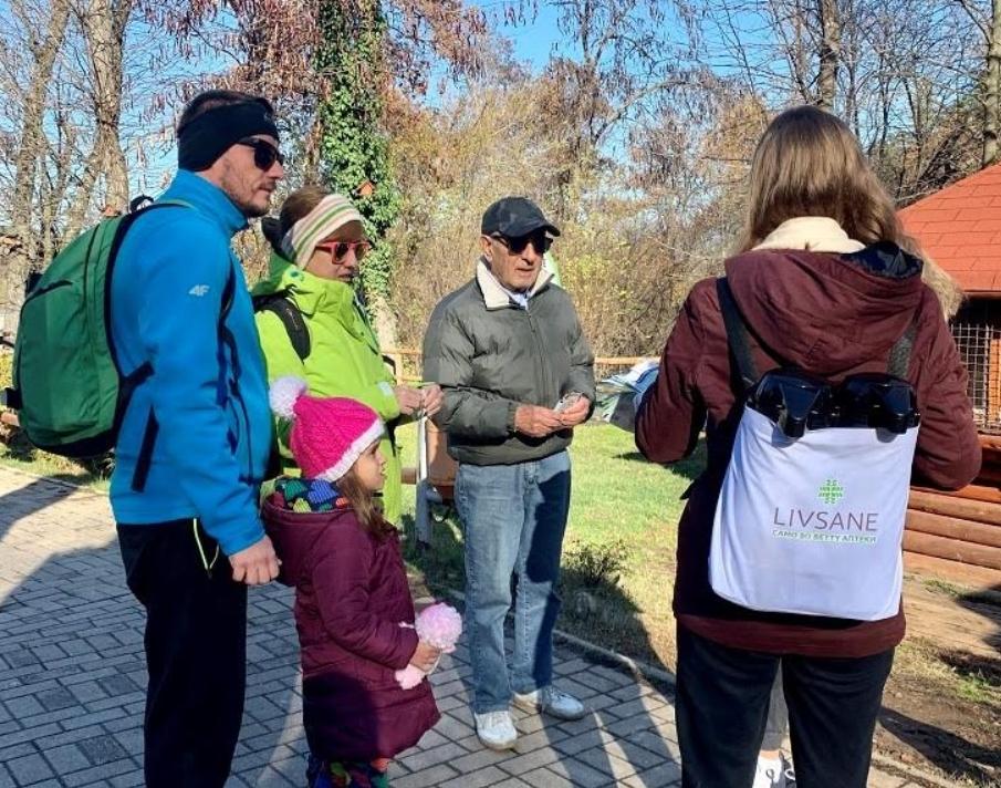 LIVSANE ги инспирира посетителите на Водно кон повеќе здравје