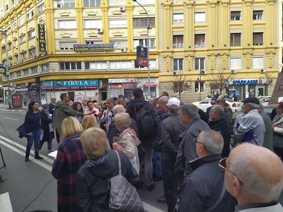 Граѓаните денеска повторно на протест: Бараме ветинг и за извршителите и ревизија на нивната работа