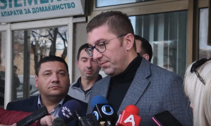 """Мицкоски од Прилеп: Се сретнав со вработените од """"Еурокомпозит"""", по три години лаги од Заев нема решение, ќе работиме да се помогне!"""