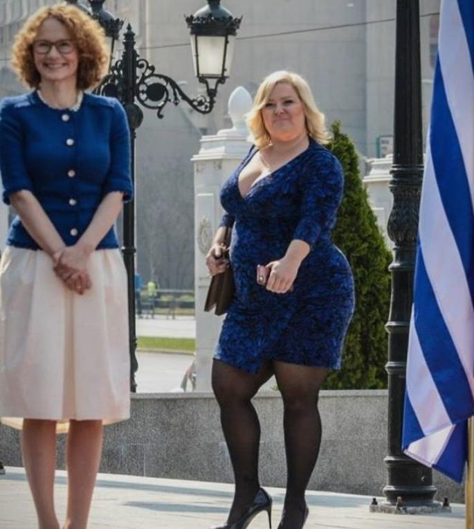 Шеќеринска демантира и добива извинување: Да, македонското Министерството за одбрана го дало тендерот на грчката фирма ППС, новиот сопственик на ЕДС, не на Анѓушев