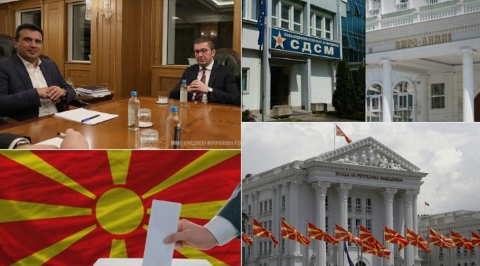 Заев бега од предлогот на Мицкоски: Лидерот на ВМРО-ДПМНЕ јавно кажа дека ќе биде мандатар, премиерот сака да се крие зад имунитетот