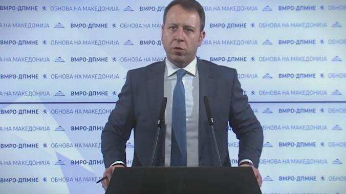 Јанушев: Аферата Канабис милиони на Заев покажува инфлација од лиценци на фирми блиски до власта и неконтролирано производство на марихуана
