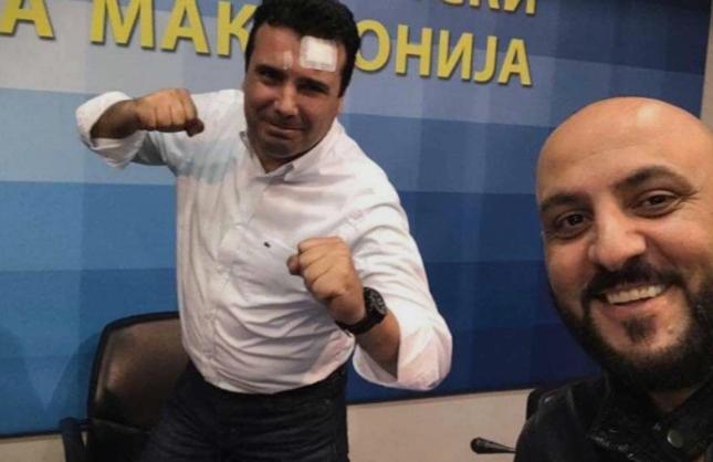 СДСМ нема ништо против тепачот Курто Дудуш и градоначалникот кој се заканува во Демир Хисар, но им пречи Цветан Трипуновски!