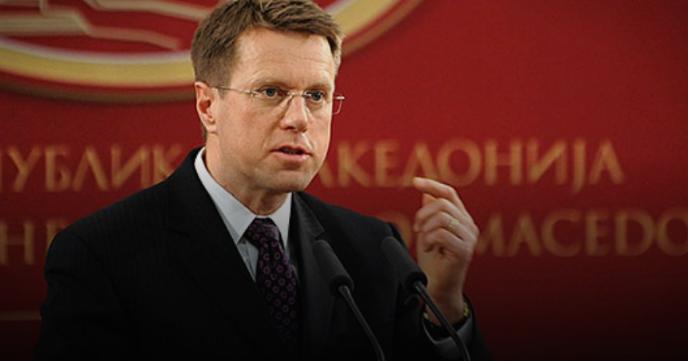 Жбогар: Има многу работи кои вашата земја треба да ги испорача и поради таа причина не може да влезете во ЕУ
