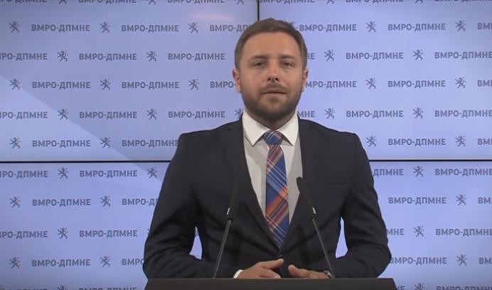 Арсовски: Владата денес повторно ги манипулира компаниите со новата мерка