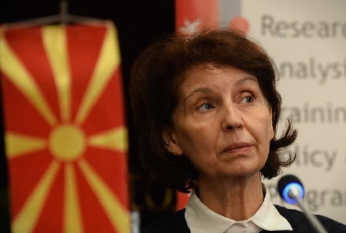 Силјаноска – Давкова : 40 % застапеност на жени во политиката, 5 % од БДП средства за унапредување на образованието за 500 најдобри студенти сигурна работа