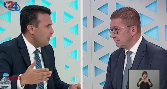 Мицкоски до Заев: Сигурен ли сте дека не го познавате Димишков кој бара рекет од 6 милиони евра?