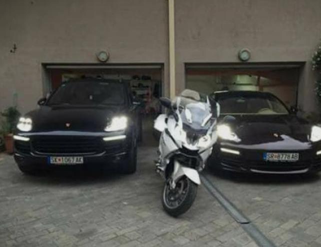 Стоилковски: Моторот на Заев со кој се вози неконтролирано низ Македонија е во сопственост на градежна фирма на Заев