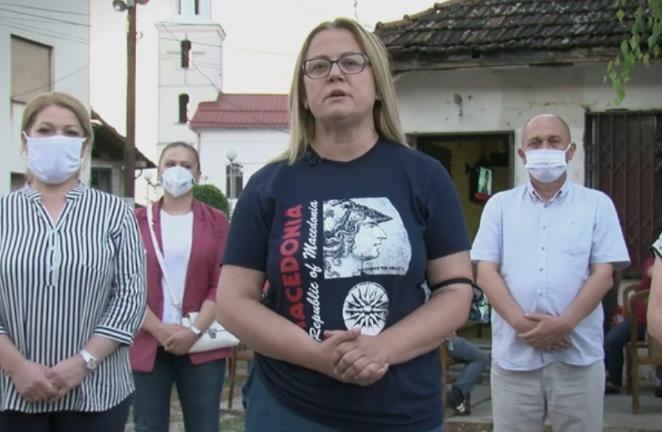 Стојаноска: ВМРО-ДПМНЕ ќе обезбеди  вработување на повеќе од 50.000 млади луѓе во текот на  четиригодишниот мандат
