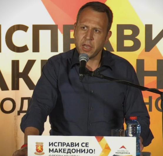 Јанушев: СДСМ можат повеќе криминал и повеќе да лажат, Заев рече дека ќе ги донесе и Гугл и Фејсбук, ама и тоа изгледа беше дело на некои пранкери