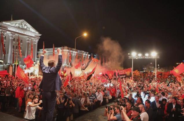 Анкета ИПИС: Победник на изборите ќе биде ВМРО-ДПМНЕ, Мицкоски со поголема доверба од Заев