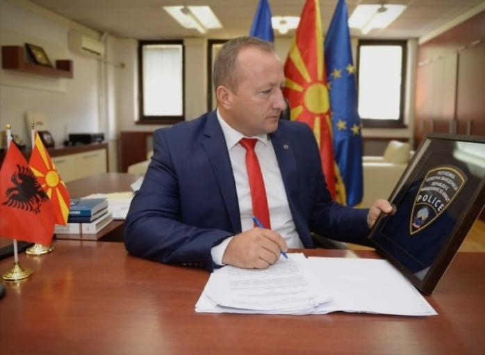 Агим Нухиу: Потпишани актите за албански јазик на полициските симболи
