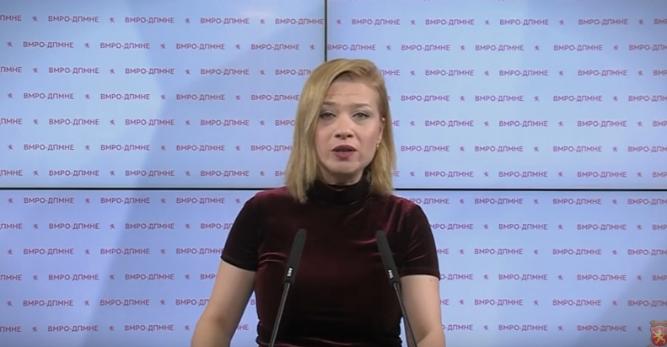 Василевска: Гоце Делчев за Македонците претставува македонско национално достоинство