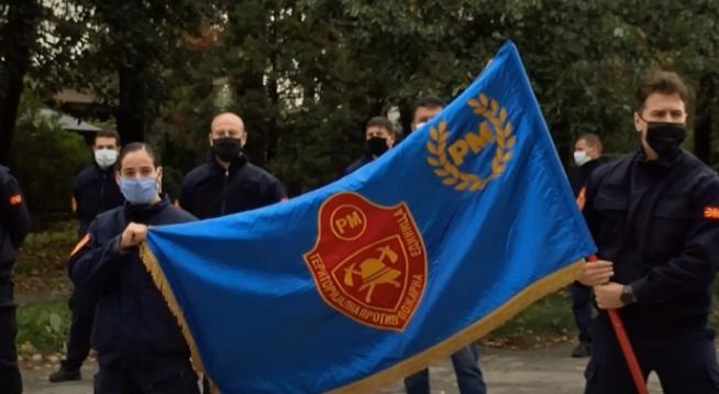 Пожарникарите не се откажуваат од протест по неуспешната средба со Шилегов