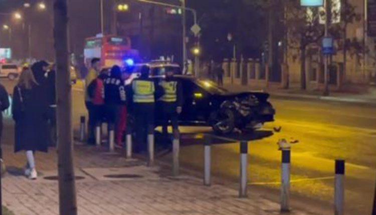 Очевидец за Канал 5 ја открива причината за тешката сообраќајка вечерва