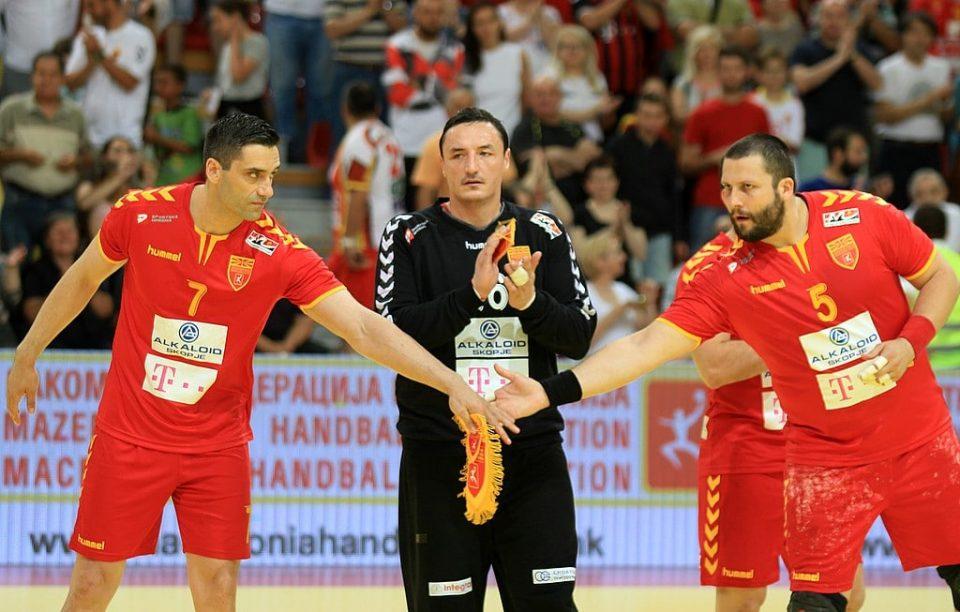 Македонската ракометна репрезентација доби нов селектор!