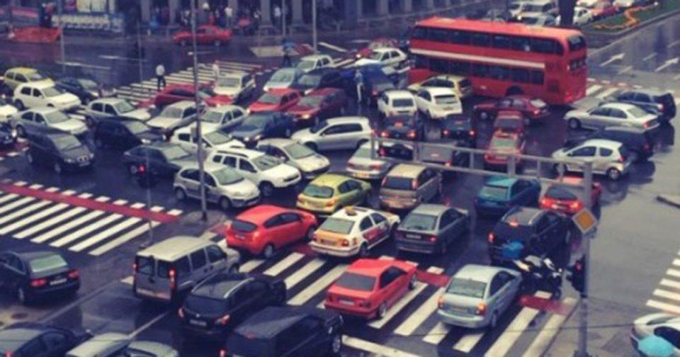 Скопје попладнево ќе биде под сообраќајна блокада!
