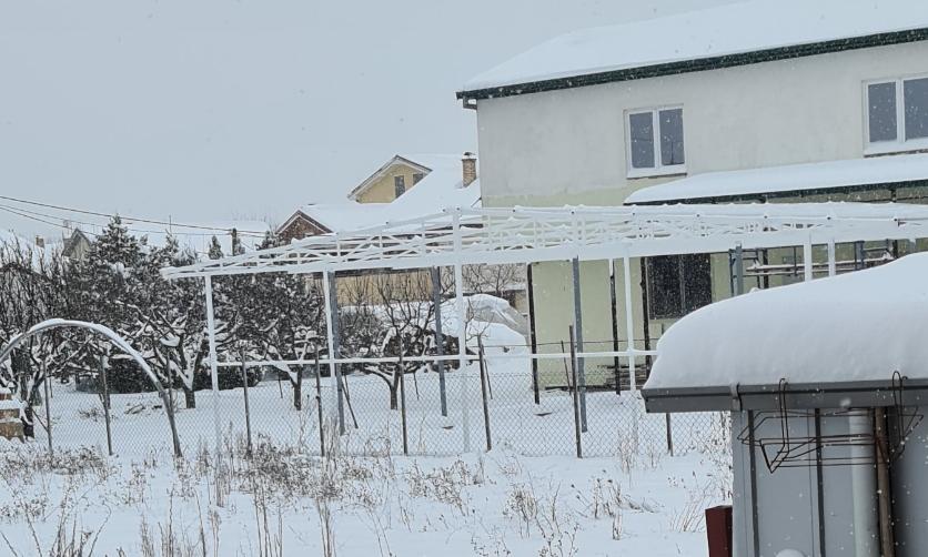 Утрово измерени -18 степени на ова место во Македонија- еве до кога ќе паѓа снегот