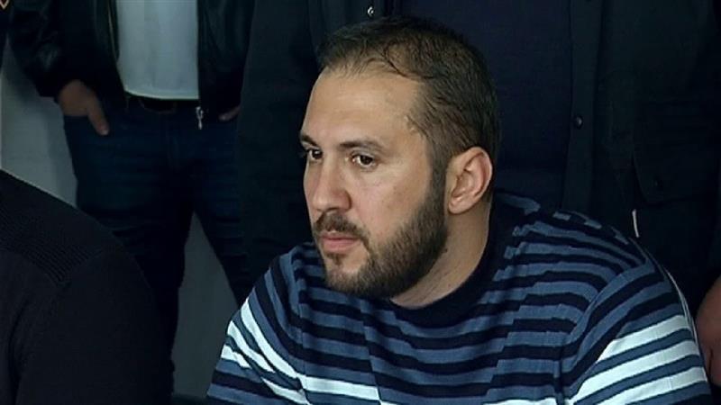 Уапсен Игор Спасов