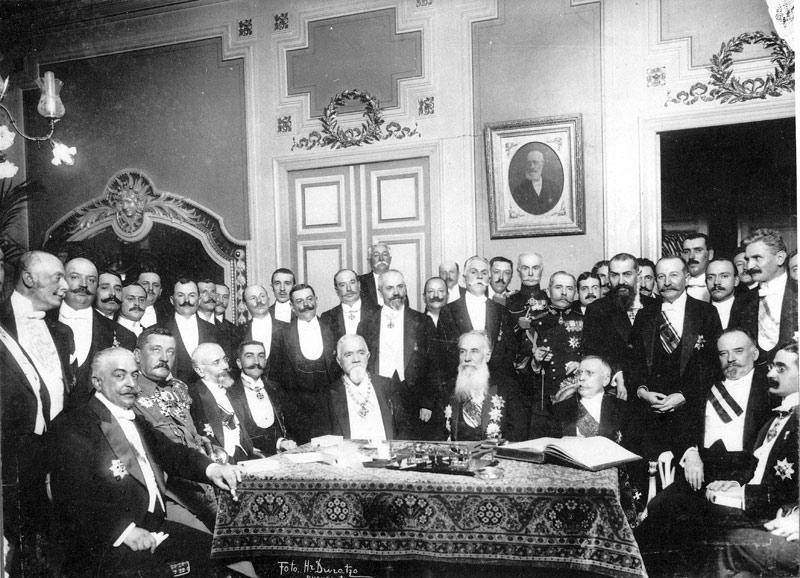 КАКО Е ПОДЕЛЕНА МАКЕДОНИЈА ВО БУКУРЕШТ ПРЕД 107 ГОДИНИ: Бугарите тргувале со Штип и Кочани, за да ја добијат Кавала за Русите