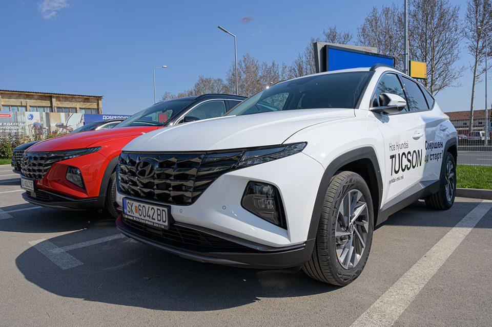 Пристигна најновиот паметен технолошки херој – Hyundai Tucson