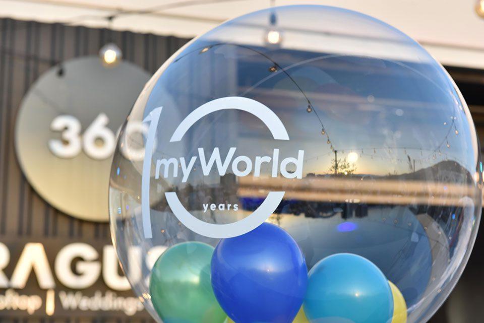 Компанијата myWorld прослави 10 успешни години на македонскиот пазар